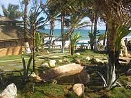 Barraca na Praia de Stella Maris