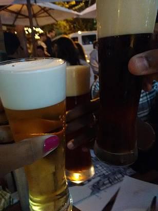 Escolha sua cerveja favorita!