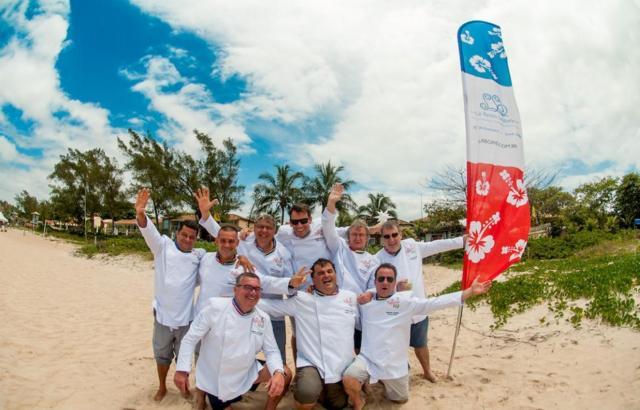Chefs franceses marcam presença no Les Pantagruels