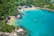 Paraísos do estado do Rio acessíveis por avião