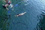 Mergulho em Caldas Novas (GO)
