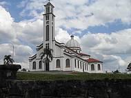 Maior igreja do país dedicada ao Santo Negro