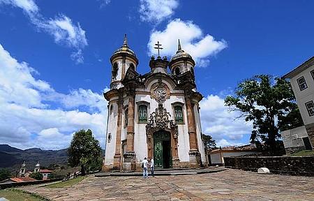 Igreja de São Francisco de Assis - Entre as mais bonitas do Brasil