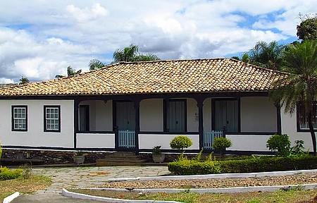 Museu Histórico Municipal - Fachada do museu
