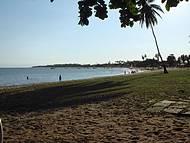A praia. Vale a pena conhecer!