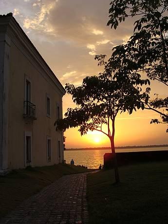 Construída no Século Xviii, como Residência de Domingos da Costa Bacelar.