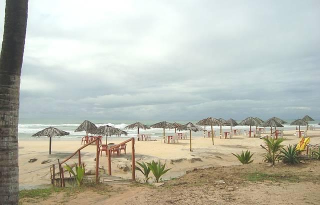 Amanhecer na Praia