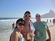 Praia de Ipanema - RJ