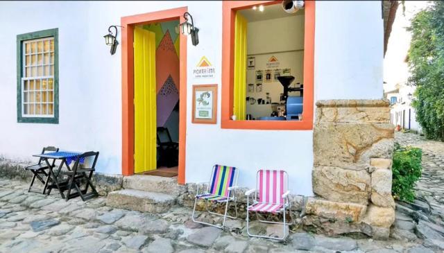 Cafés Especiais em Paraty (RJ)