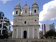 Escadaria da Igreja São Benedito no coração da cidade