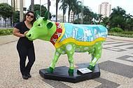 Cow Parade 2012