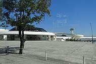 Mais uma bela obra do arquiteto Oscar Niemeyer
