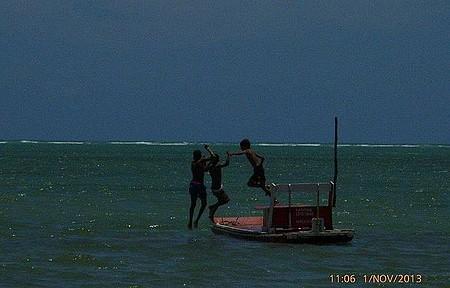Praia do Toque - Essa foto dispensa legenda!