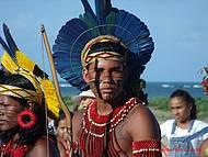 Comemoração do Dia do Índio 2012