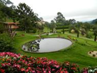 São 22 jardins temáticos.