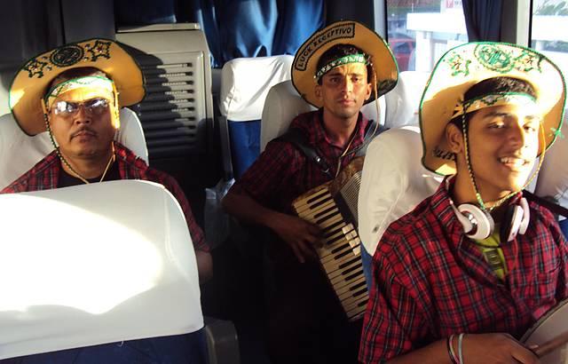 Ônibus do Forró
