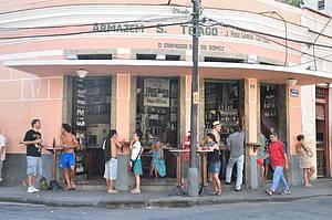 Armazém São Thiago (Bar do Gomez)