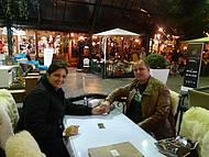 Restaurante na Rua Coberta
