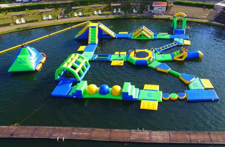 Naga Cable Park: adrenalina pura pertinho de Campinas (SP) - Parque aquático de flutuantes é diversão garantida!