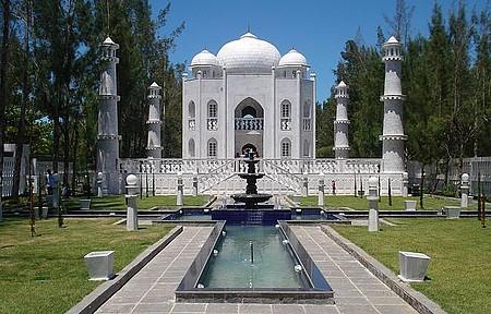 Grussaí - Taj Mahal - dia