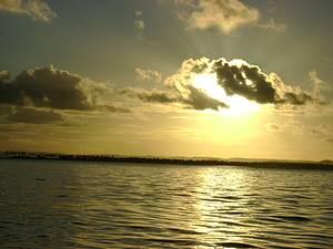 Caminhada à Gamboa com passeio de barco até a Ponta do Curral