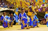 Festa é considerada uma das mais animadas do Nordeste