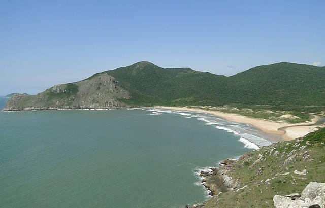 Chegada Pela Praia do Matadeiro