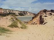 Praia de Tabatinga ,vindo da praia de Coqueirinho