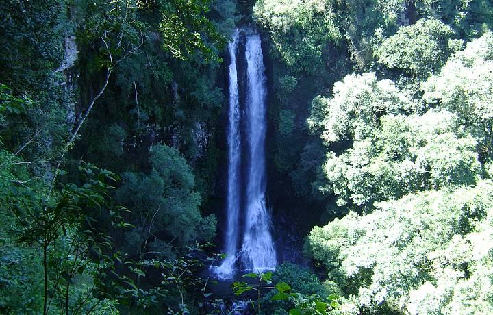 Cachoeira do Trombão