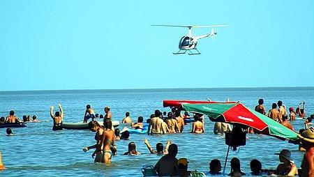 Praia de Arambaré - A Lagoa que mais parece mar!