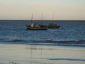 Praia de Bicanga: Rústica e sem ondas, é perfeita para relaxar -