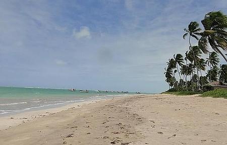 Praia de São Miguel dos Milagres - É Linda Demais...