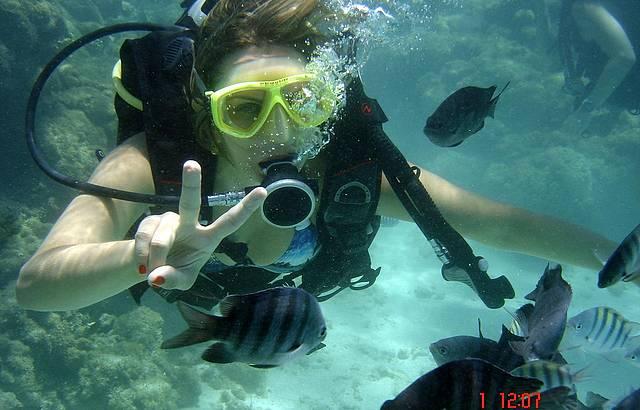Mergulho em Maragogi!!