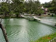 O famoso lago de Miguel Pereira.