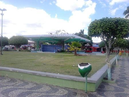 Praça Ana Oliveira - Aguas Quentes