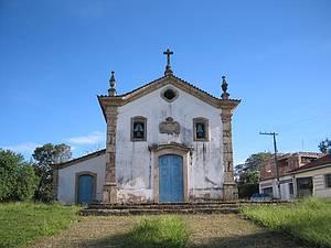 Matozinhos: Capela de Bom Jesus é uma das atrações do bairro<br>