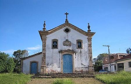 Matozinhos - Capela de Bom Jesus é uma das atrações do bairro