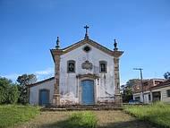 Capela de Bom Jesus é uma das atrações do bairro