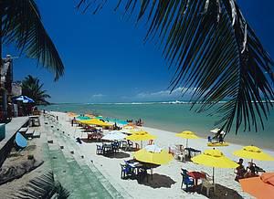 À Beira Mar: Mordomia e relax garantidos<br>