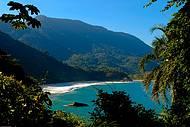 Praia é uma das mais bonitas da região