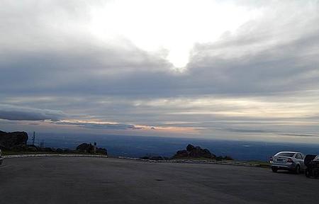 Santuário Serra da Piedade - Entardecer no alto da serra da Piedade.