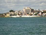 Travessia da cidade de Neópolis-SE para a cidade de Penedo - AL