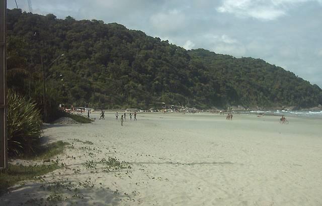 Canto Esquerdo da Praia