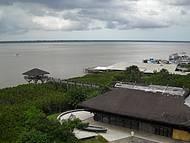 Vista do Farol de Belém