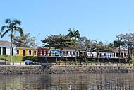 Charmoso e preservado, casario é cartão-postal na Avenida Beira Mar