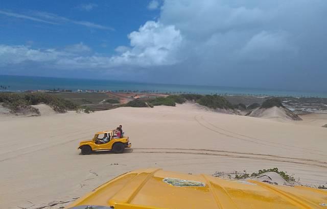 Natal: praias e dunas parad�siaca