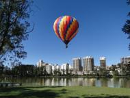 Passeio de Balão p/Cidade