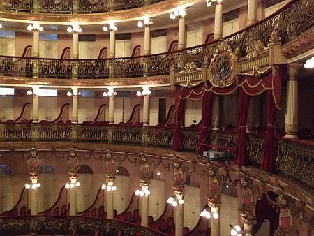 Teatro Amazonas - Visitas guiadas são imperdíveis