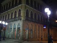 Prédio histórico no coração da cidade, antigo Banestado