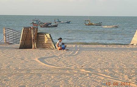Praia da Xepa - Tranquilidade